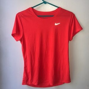 Nike Dry-Fit Running Shirt - Size Medium